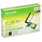 150Mbps Wireless PCI Express Adapter TL-WN781ND