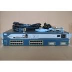 Cisco Router 2811 & Catalyst 3550 24 EMI